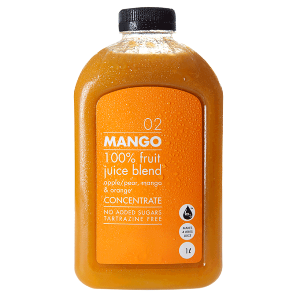 concentrate-mango